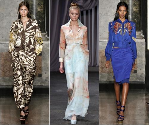 Модные вещи весна-лето 2013