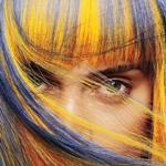 Модный цвет волос зима 2013