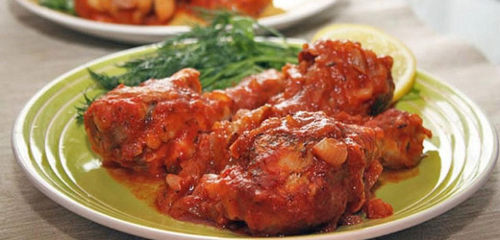 Чахохбили из курицы: как готовить