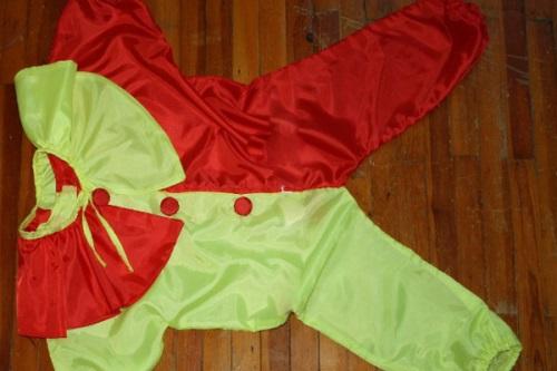 Как сделать костюм скомороха