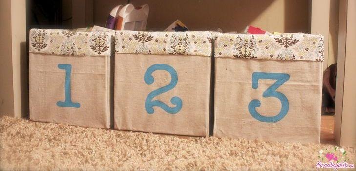 Научитесь делать коробки своими руками вместе с нами!