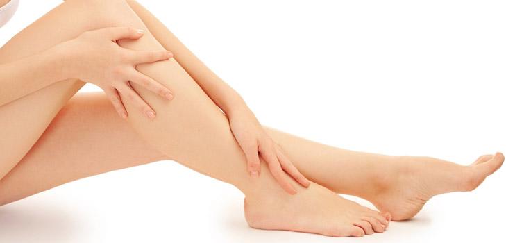 Как правильно брить ноги в первый раз