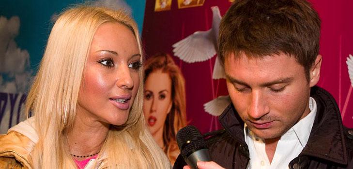 Лазарев и Кудрявцева проведут новогодний праздник вместе
