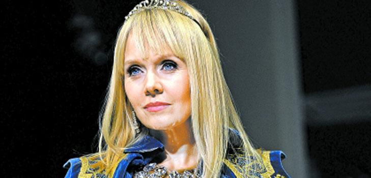 Валерия отказалась быть царицей