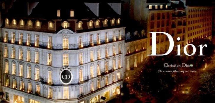День рождения Christian Dior