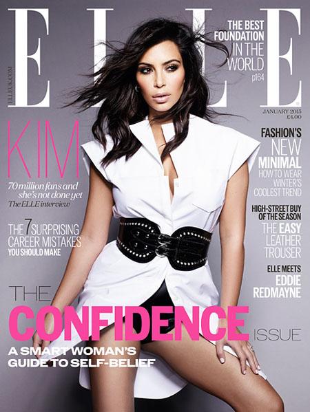 Ким Кардашьян: Бог виноват в том, что я поправилась во время беременности