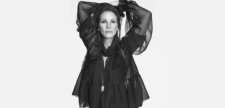 В новой кампании Givenchy снялась Джулия Робертс