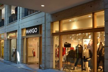 В ТЦ «Авиапарк» открывается новый Mango Megastore