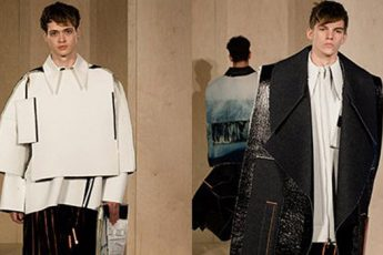 Лауреатом ежегодной премии Design Award впервые стал дизайнер мужской одежды