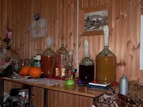 Старинный рецепт вина из березового сока