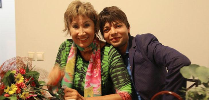 Бывшая жена Прохора Шаляпина встречается с молодым бизнесменом