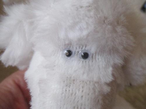 Игрушка в стиле мишки Тедди