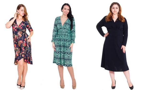 Идеальное платье plus size: выбираем и носим правильно