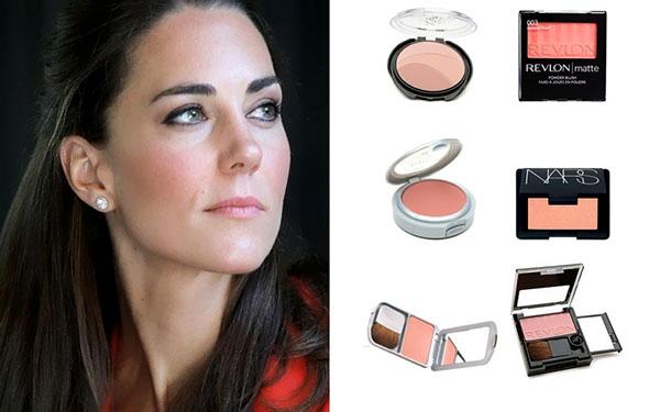 Естественный макияж в стиле Кейт Миддлтон