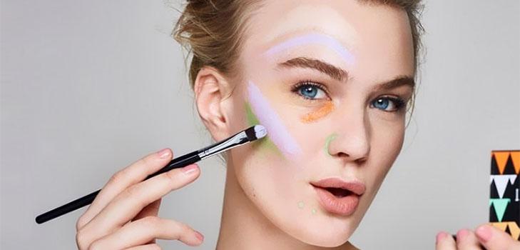 Как использовать цветные консилеры в макияже: 5 секретов идеальной кожи
