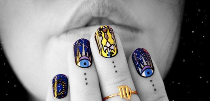 Нейл-астрология: цвета маникюра для вашего знака зодиака