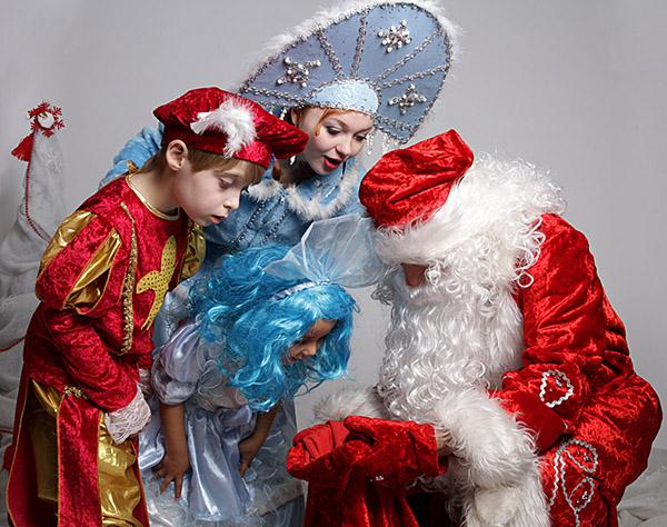 Песня для Деда Мороза