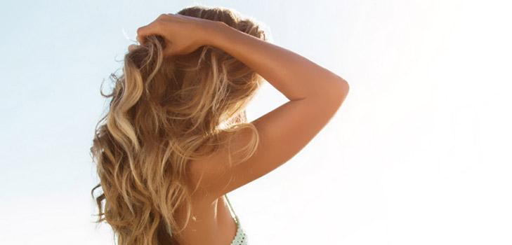 Пляжные локоны: укладка для волос любой длины