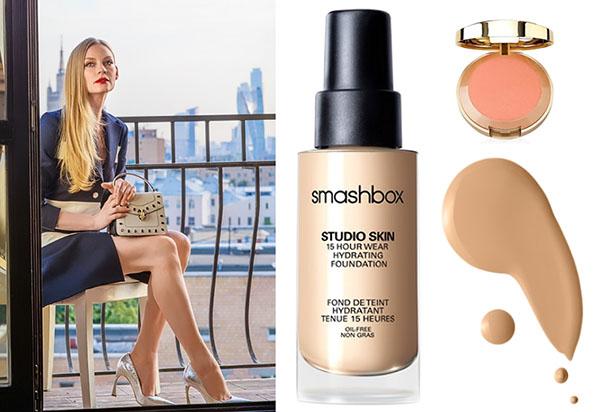 Сексапильный макияж для блондинок: мастер-класс от Светланы Ходченковой