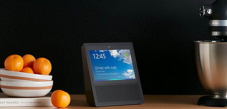 Смарт-акустика для дома: система Amazon Echo Show