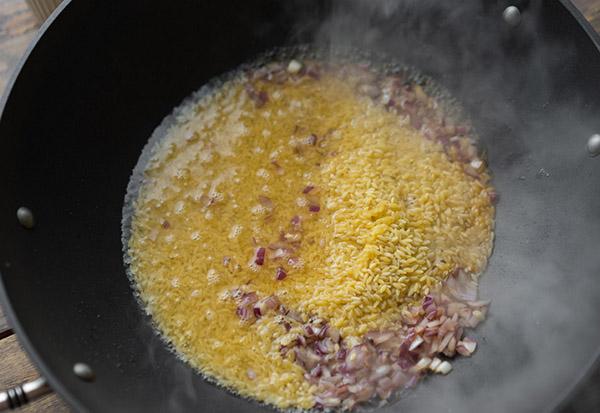 Вкусный рецепт пасты с креветками