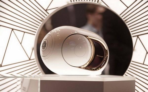 Революция звука: беспроводной динамик Devialet Gold Phantom