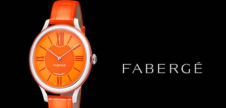 Фейерверк цвета: часовые новинки Fabergé Flirt