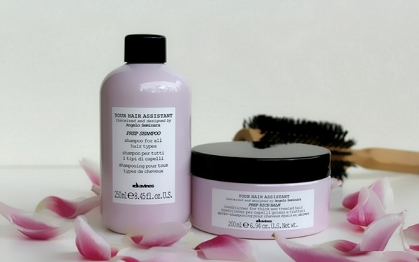 Комплексная серия Davines Your Hair Assistant для всех типов волос