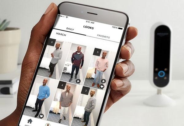 Электронный стилист: камера Amazon Echo Look