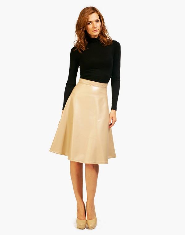 Как удлинить юбку полусолнце - выкройки и советы