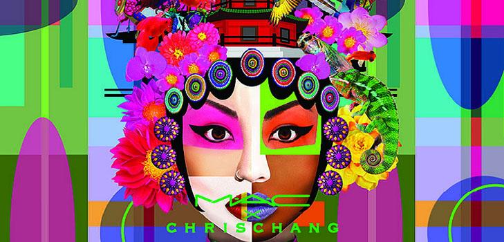 Театр цвета: коллекция макияжа M.A.C & Chris Chang