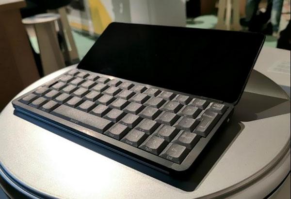 Миниатюрный ноутбук Gemini PDA – для тех, кто в пути