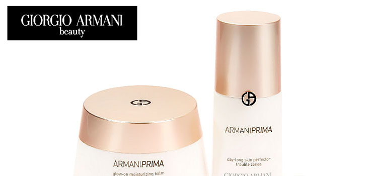Само совершенство: новинки по уходу за кожей Armani Prima