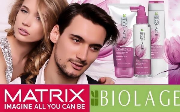 Ноу-хау для безжизненных волос: новинки Matrix Full Density
