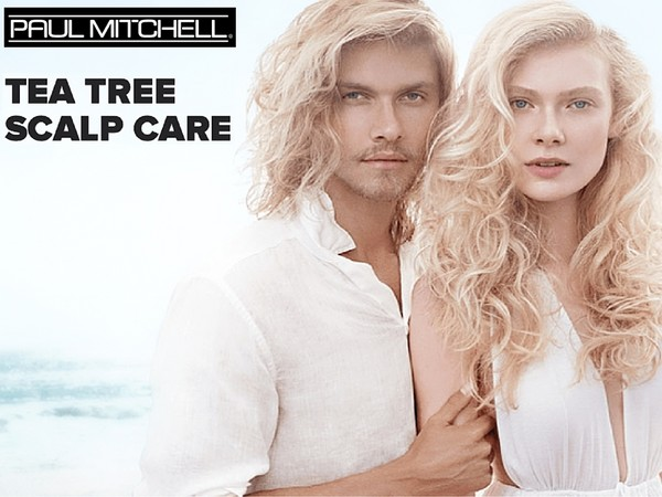 Сила волос от корней до кончиков: серия Paul Mitchell Tea Tree Scalp Care