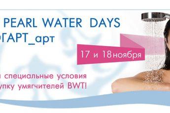 BWT PEARL WATER DAYS. Демонстрация оборудования!