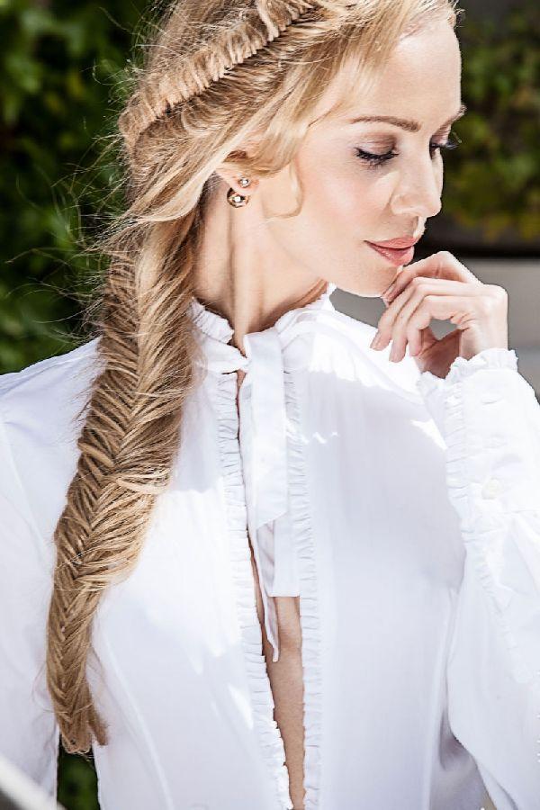 Прическа на Новый 2017 год Огненного Петуха своими руками – модные идеи для коротких, средних, длинных волос, фото