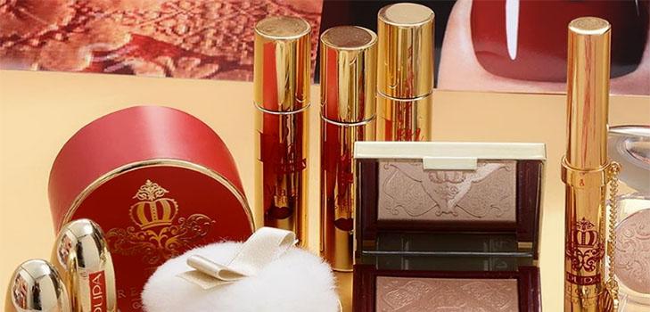 Триумф королевы: декоративная коллекция Pupa Red Queen Holiday 2016-17