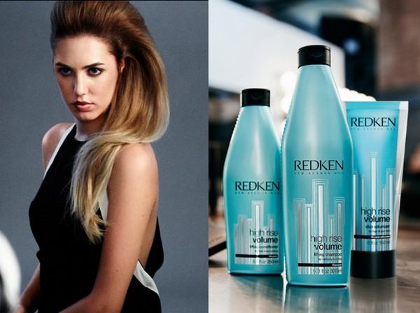 Максимальный объем: новинки по уходу за волосами Redken Beach Envy & High Rise