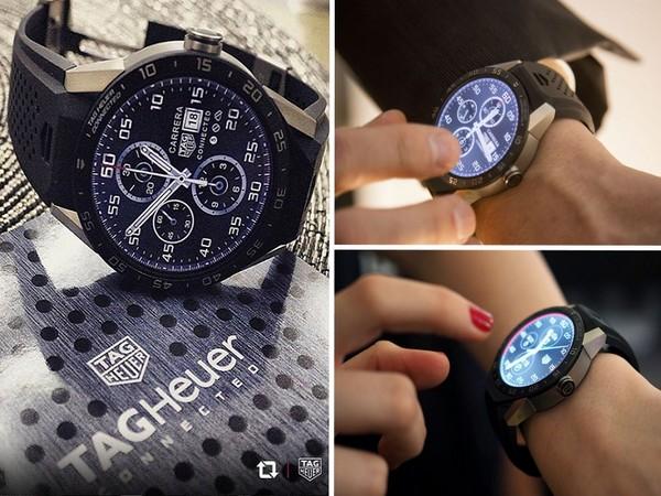 В духе времени: смарт-часы Connected от TAG Heuer