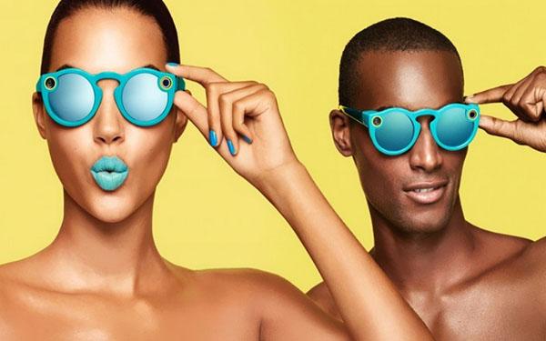 Новинка от Snapchat: очки Spectacles с режимом видео