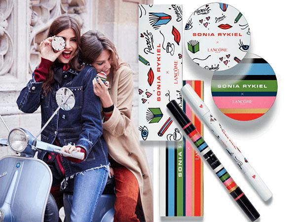 Магия парижских знаков: декоративная коллекция Sonia Rykiel x Lancôme