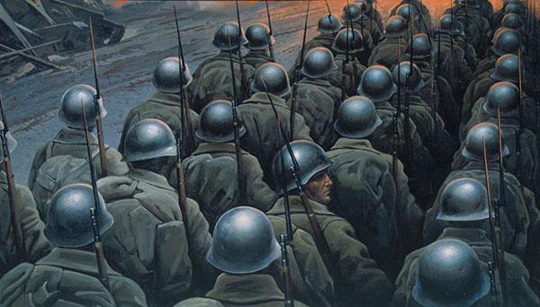 Стихи про войну