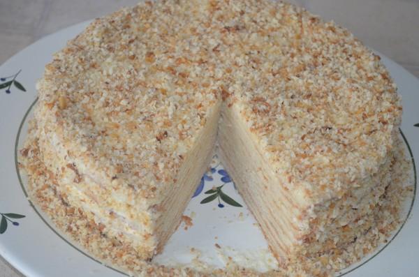 Торт на сковороде: готовим мягкие бисквитные коржи по лучшим рецептам