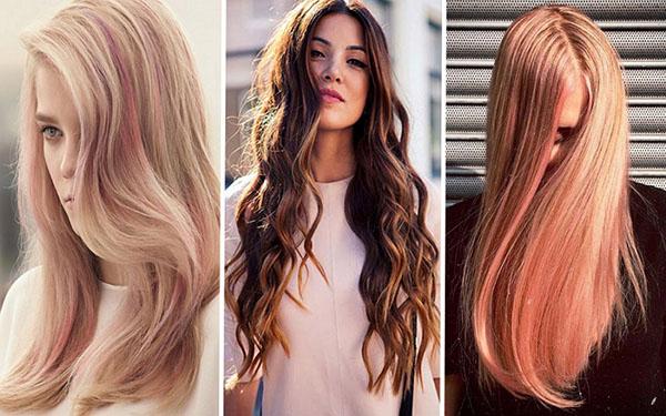 На пике популярности: три остромодных оттенка волос-2017