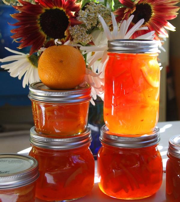 Варенье из апельсинов и апельсиновых корок: пошаговые рецепты с фото