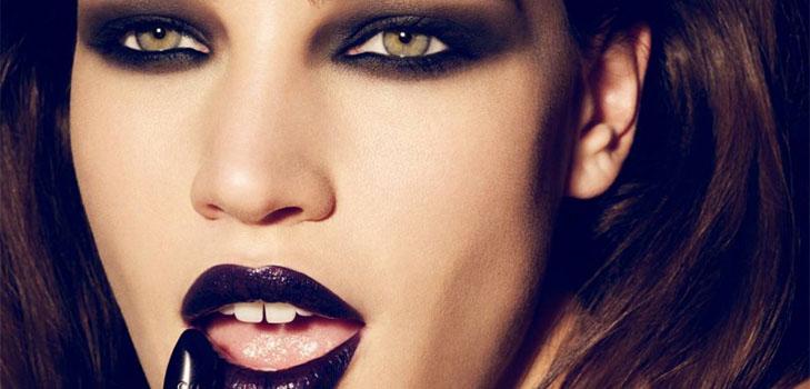Яркие губы как тренд зимы 2016-2017