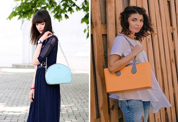 Яркие сумки O bag – хит летнего сезона