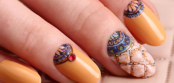 Ярко и креативно: ТОП-3 весенних дизайнов от E. Mi-Manicure