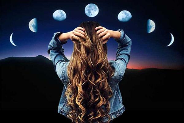 Когда стричь и красить волосы и ногти в январе 2018 по Лунному календарю (Оракулу)
